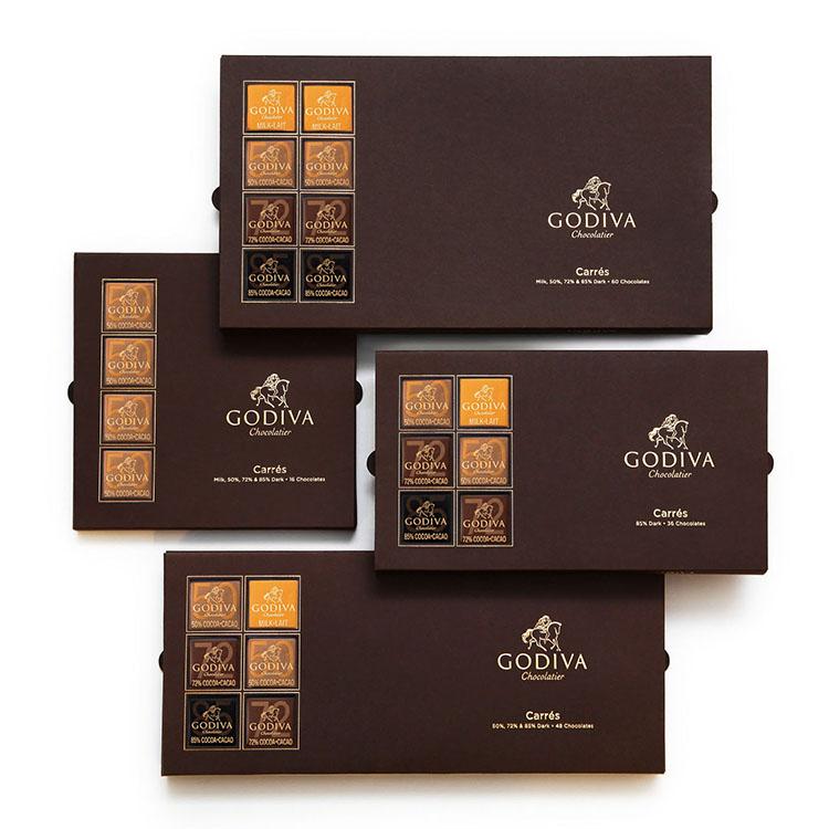godiva/歌帝梵巧克力礼盒(36片装)