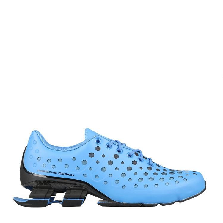 adidas x porsche design/阿迪达斯联保时捷设计 男士蓝色气垫透气