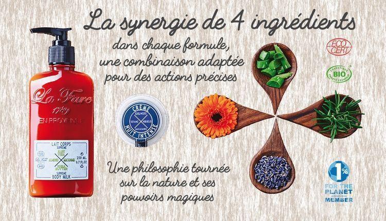 【包税】La Fare 1789 法国普罗旺斯天然有机植物舒缓护足霜