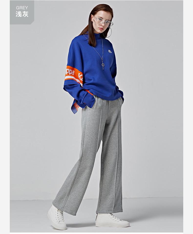 ��k���.9�#_kappa卡帕18秋季女款运动长裤休闲裤卫裤 服装 k0862ak92d-103 k0862a