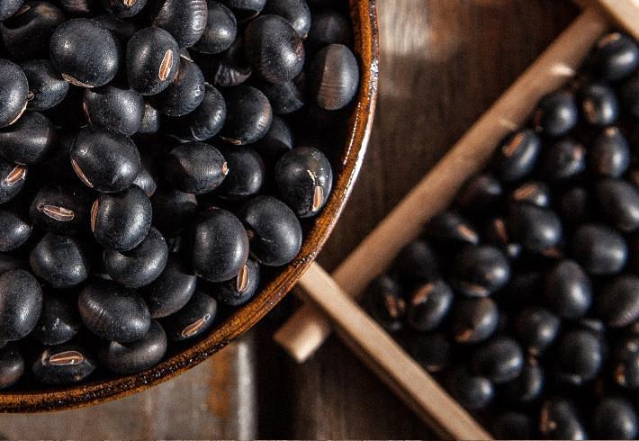 胡庆余堂核桃芝麻黑豆粉黑豆燕麦霉菌黑芝麻代餐粉30克*10袋花生酱黑米毒素图片
