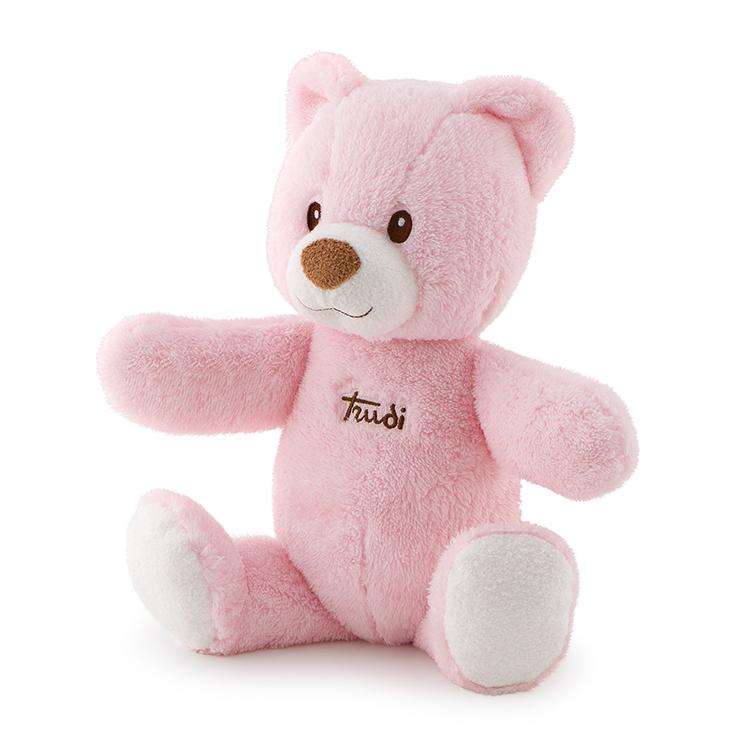 trudi 【baby】粉色小熊布偶 36cm 18121