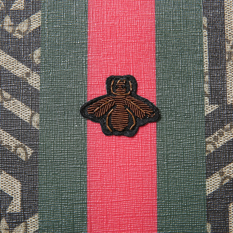 gucci(古驰) 蜜蜂刺绣迷宫系列斜挎包