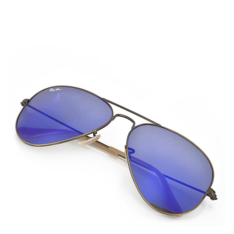 雷朋眼镜-蓝色镜框