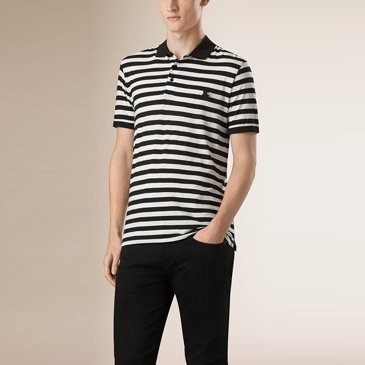黑白条纹衣服微信头像男生图片