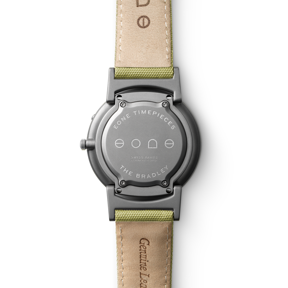 苹果s4腕表_classic 超轻钛金属表壳触感磁力腕表红点设计大奖 经典系列苹果绿