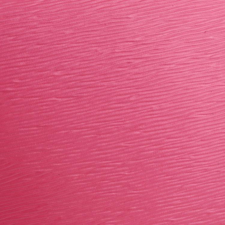 prada(普拉达) 深粉色水木纹皮质短款按扣钱夹