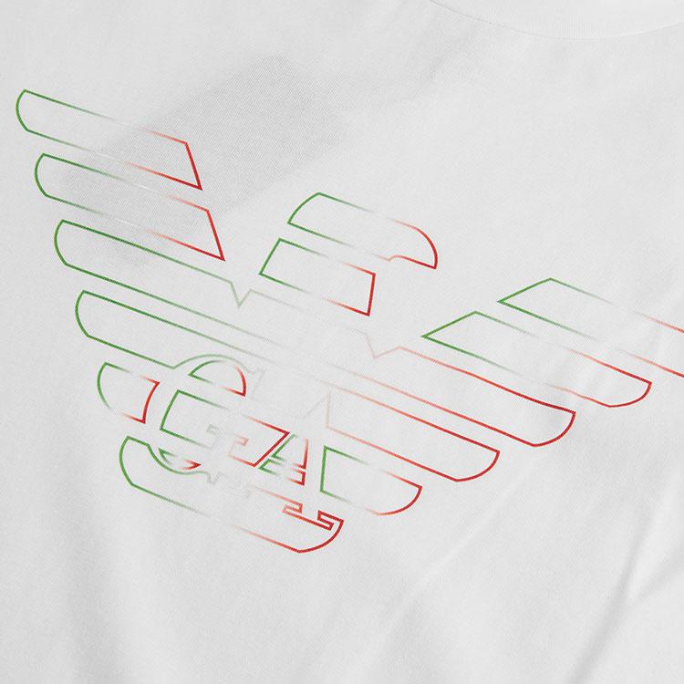 Emporio Armani/安普里奥阿玛尼 白色 男士短袖T恤 3K1TCA-1J11Z-0101 21年春夏
