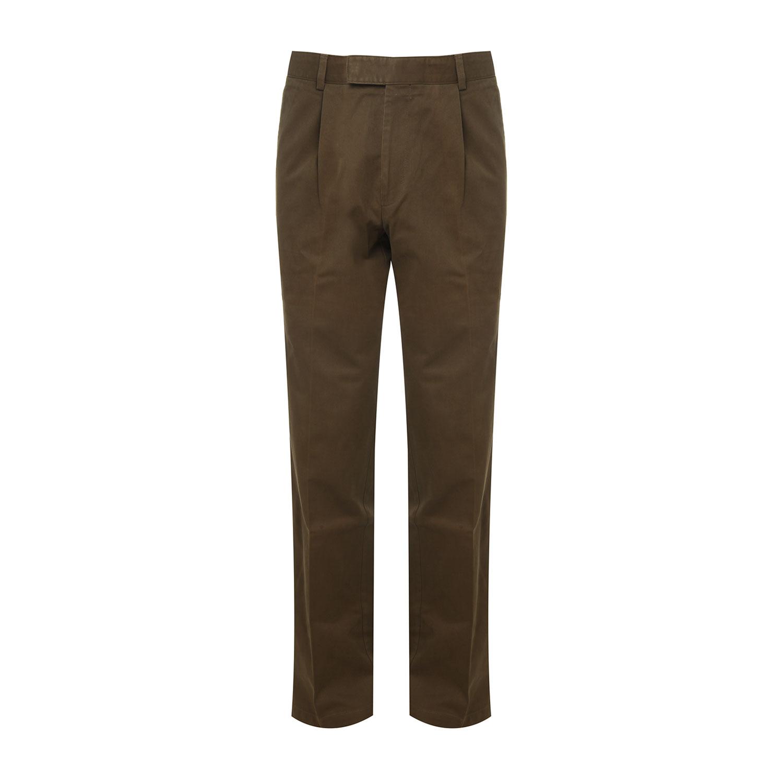棕色牛仔裤男士裤子