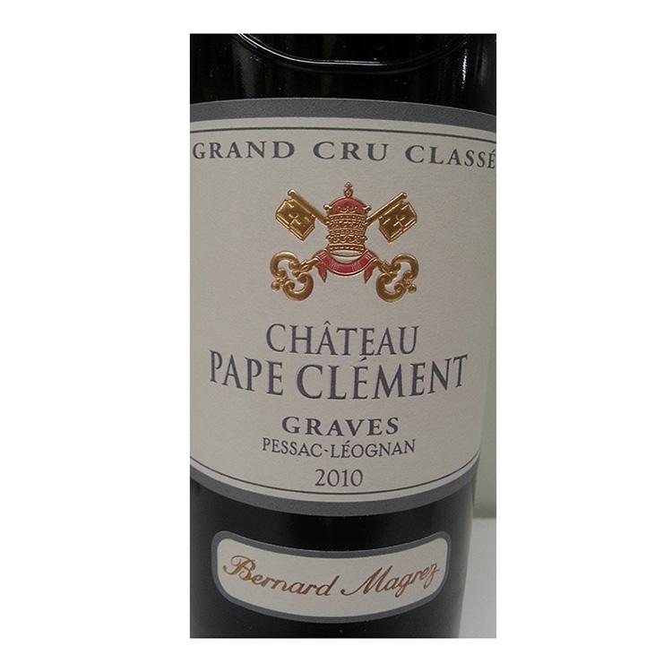 黑教皇城堡干红葡萄酒2010 香港免税价