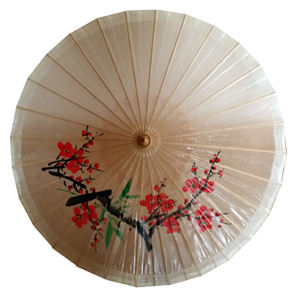 hongband/红帮裁缝 正宗西湖油纸伞 手绘梅花 手工制作 高档礼品纪念