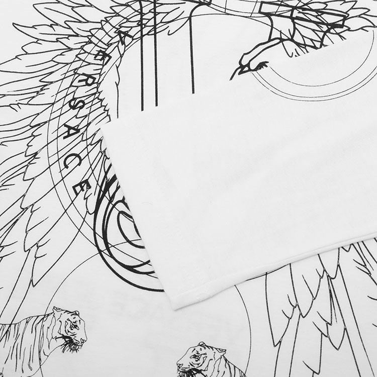 牛仔手绘素描结构图片