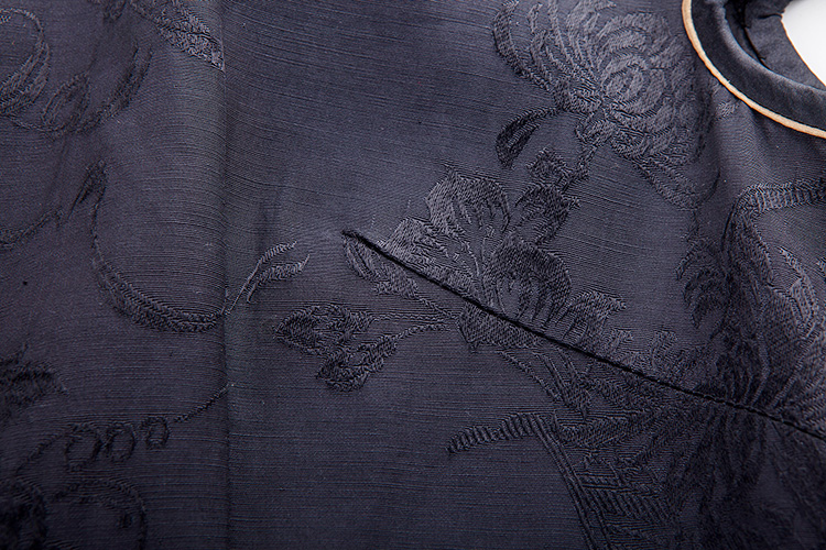 古代旗袍花纹图案