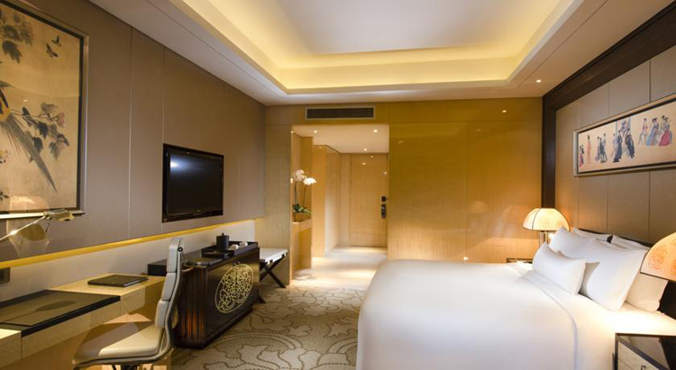 【hi希尔顿 星级酒店】西安万达希尔顿酒店希尔顿客房