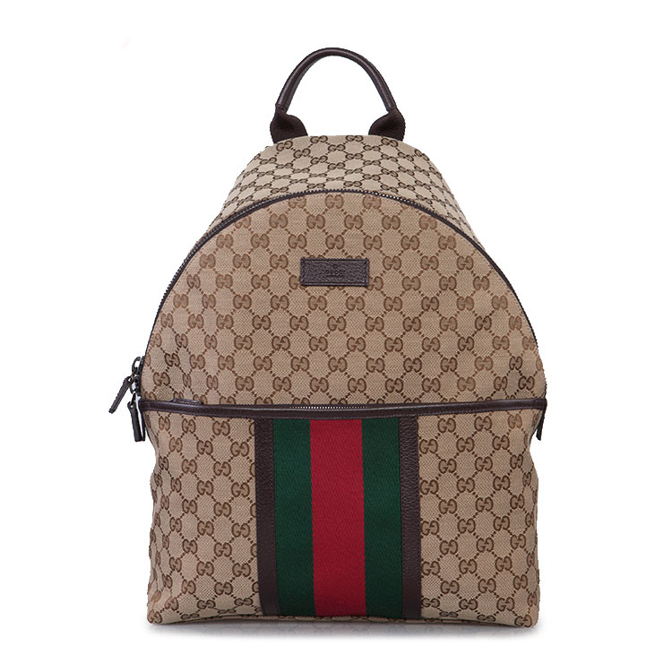 gucci/古馳 經典logo織物時尚肩背包圖片