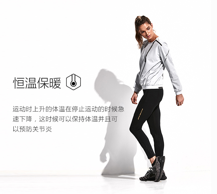 hotsuit/hotsuit瘦身服塑形焖汗服跑步瘦身v塑形视频服2016秋冬新款latoja女士发汗乳全身图片