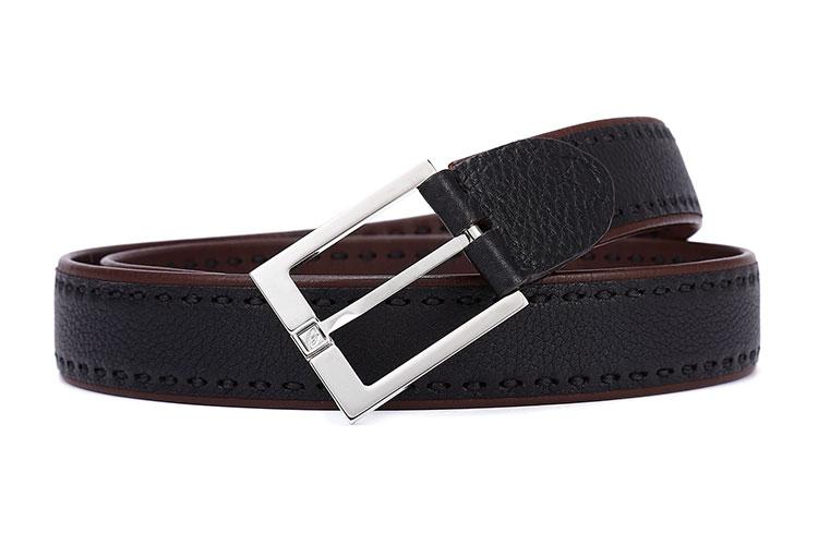brioni/布里奥尼 男士腰带 * 材质:牛皮革图片