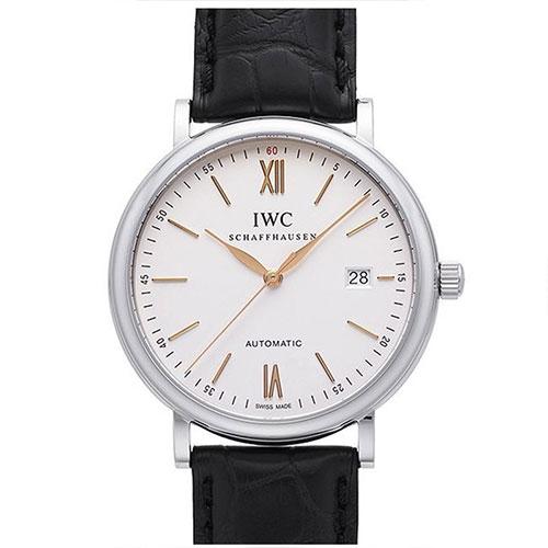 iwc/萬國柏濤菲諾系列男式自動機械腕表iw356517圖片
