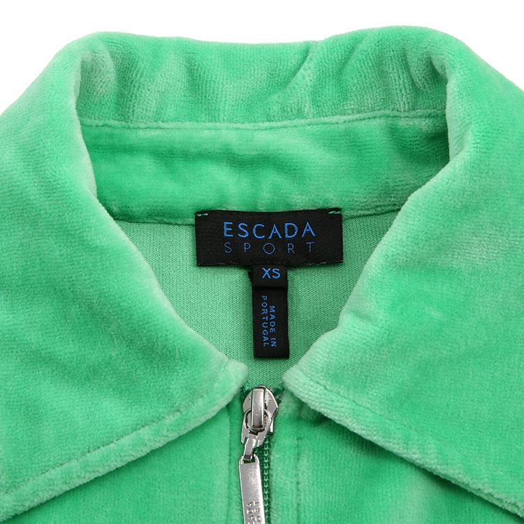 卫衣-女士绿色运动服