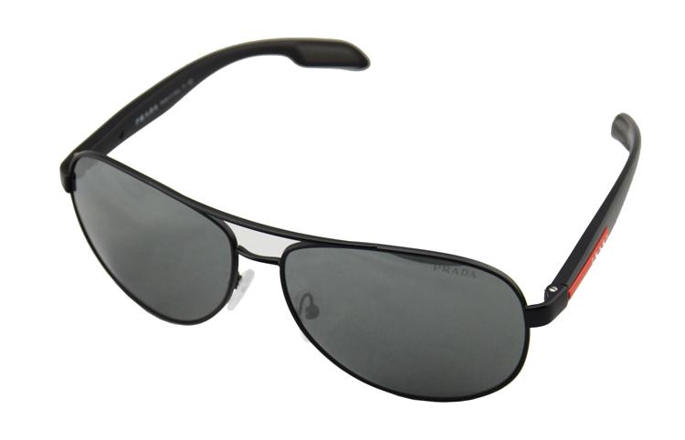 prada/普拉达 时尚太阳眼镜53ps 1bo7w1 62
