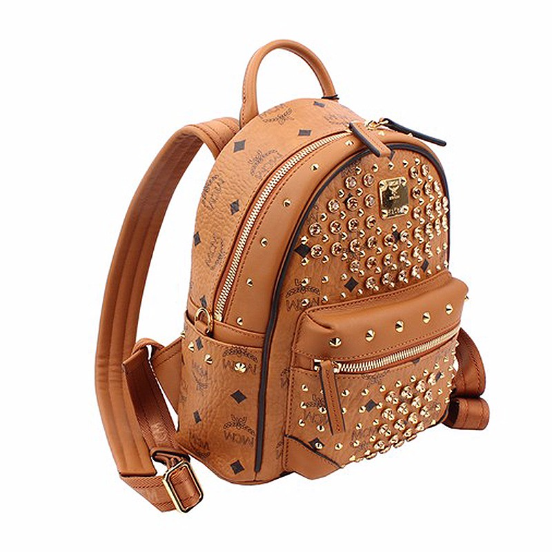 MCM MCM 女士棕色pvc Backpacks MWK6SVI86 C0001