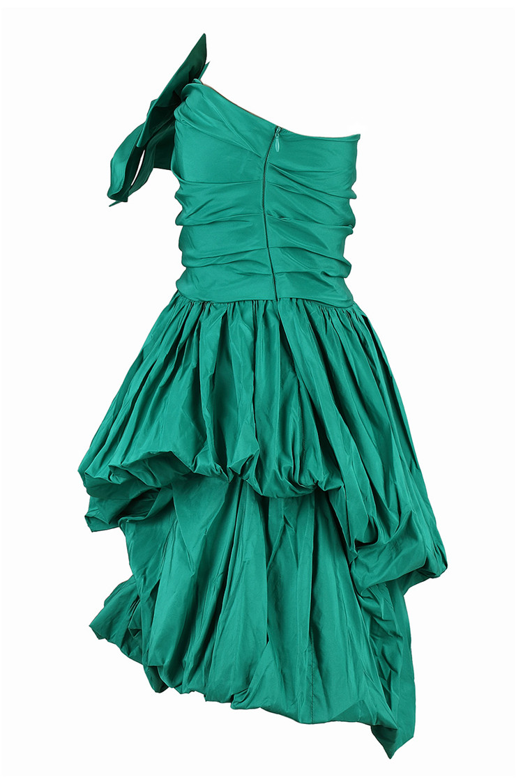 etxart&panno/etxart&panno西班牙轻奢品牌2016年春夏新款礼服款绿色