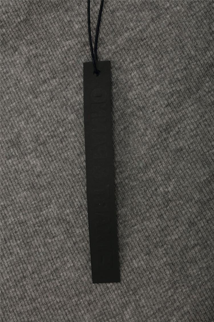 etxart&panno/etxart&panno西班牙轻奢品牌2016春夏新款灰色长款全棉
