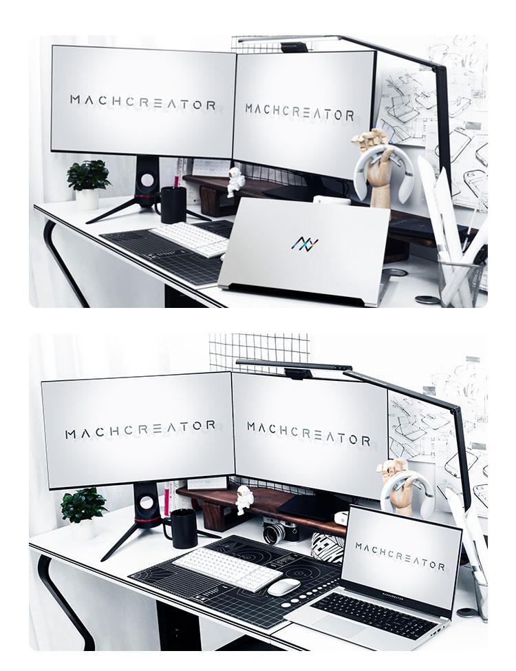 机械师创物者YOUNG15 AMD R5-4500U六核,15.6英寸全面屏 3边窄,180°开合,A/C金属,2年免费上门服务,商务办公本笔记本电脑【2021新品】